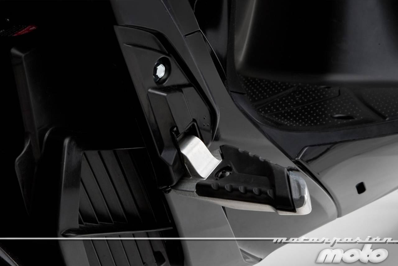 Foto de Honda Scoopy SH125i 2013, prueba (valoración, galería y ficha técnica)  - Fotos Detalles (12/81)
