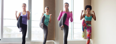 Siete entrenamientos Tabata en vídeo con ejercicios para entrenar en casa en tiempo récord