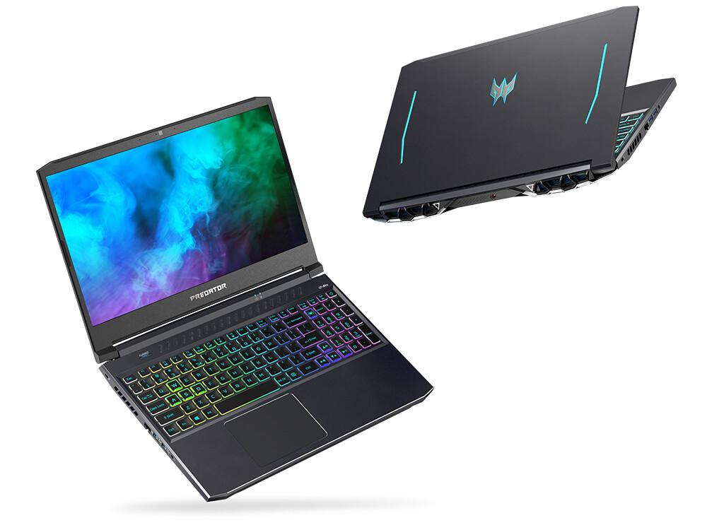 Nuevos Acer Predator Triton 300 SE y Helios 300, precio y ficha técnica
