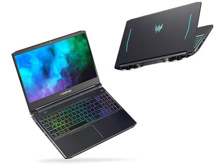 Acer Predator Triton 300 SE y Helios 300: estos portátiles 'gaming' van a por el máximo rendimiento con lo nuevo de Intel y NVIDIA