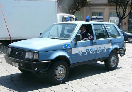 Rayton Fissore Magnum Polizia