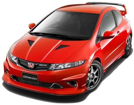 Mugen Honda Civic Type-R, la versión europea