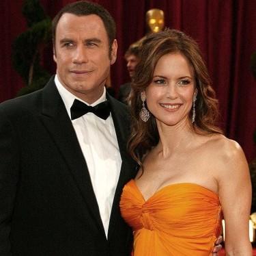 John Travolta y Kelly Preston van a ser padres