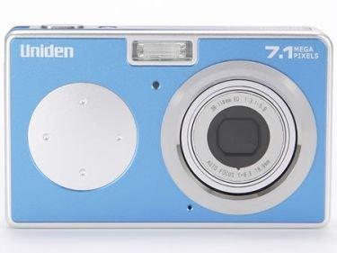 Uniden UDC-7M, 7 megapíxeles a un precio asequible