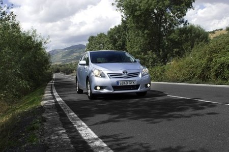 Toyota Verso 2011 a fondo