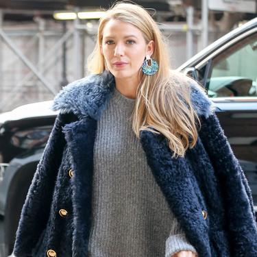 ¿Es el retorno de Serena Van Der Woodsen? No, tan solo es Blake Lively por las calles de Nueva York