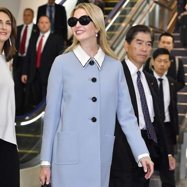 Ivanka Trump saca su lado más cute en plena visita por Japón