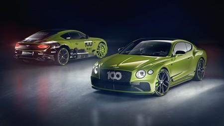Este Bentley Continental GT es una edición limitada a 15 unidades que rinde tributo a su récord en Pikes Peak