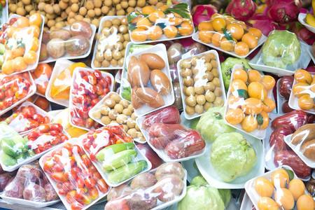 Frutas Plastico