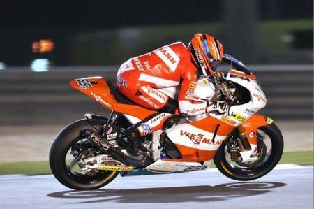 MotoGP Qatar 2011: Stefan Bradl como Nico Terol