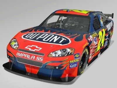Car of Tomorrow. El futuro de la NASCAR
