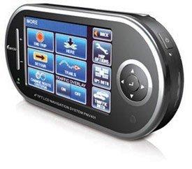 PNV-401, navegador GPS con reproductor de música y vídeo
