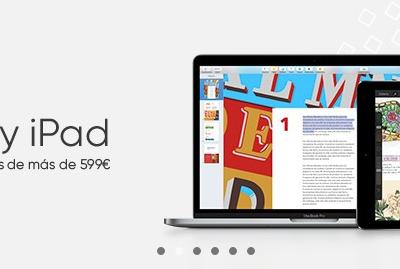 Vuelta al cole en Fnac: 15% de descuento en iPad y Mac