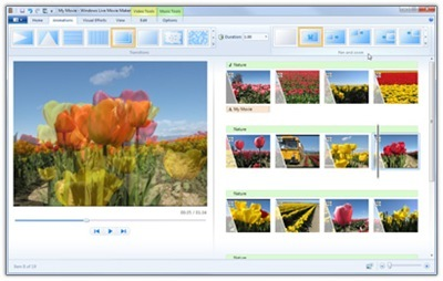 Windows Live Movie Maker pronto será un editor de vídeo decente