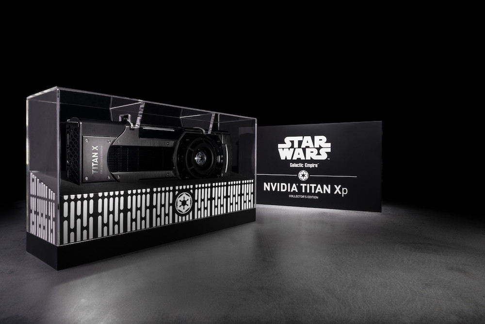 Nvidia Geforce Titan Xp Star Wars Collectors Edition Galactic Empire Packaging Photo 001