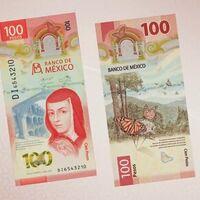 México tiene el billete más bonito del mundo, según la Asociación Internacional de Bancos: el nuevo billete de 100 pesos hace historia