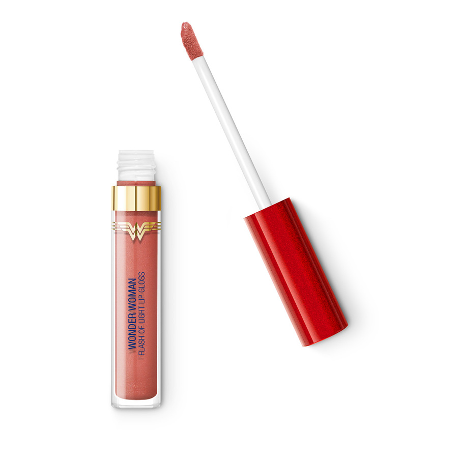 Wonder Woman Flash Of Light Lip Gloss