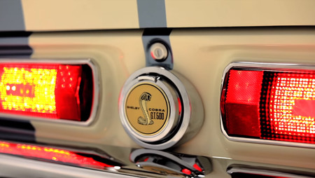 Shelby GT 500 de 1967