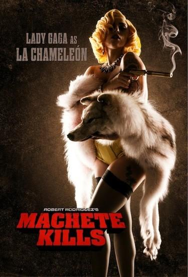 Machete Kills y Lady Gaga: la combinación perfecta hecha trailer