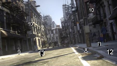Final Fantasy 7 Urbanismo