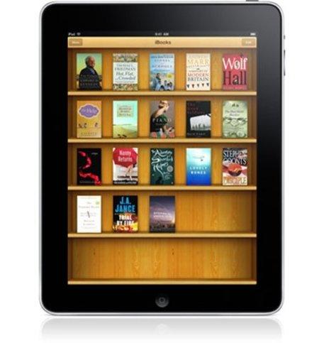 Demandan a Apple por conspirar para fijar los precios de los libros electrónicos