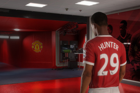 Fifa 17 Alex Hunter