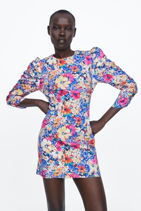 Zara Estampado Floral 02