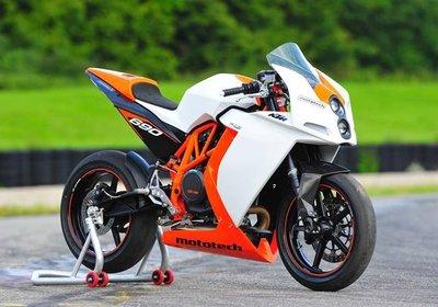 KTM RC4 690R Mototech, dale un aspecto racing a tu Duke