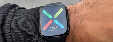 El smartwatch Oppo Watch de 46 mm LTE con Wear OS y batería de hasta 21 días marca nuevo mínimo histórico en Amazon: 263,20 euros