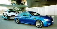 BMW M5 para disfrutar, BMW i3 para ahorrar (y disfrutar)