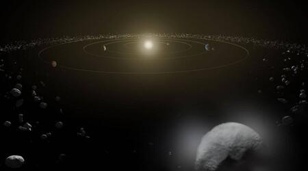 Cinturon De Asteroides 2