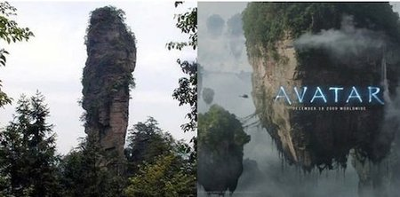 """La Columna del Cielo: las montañas de """"Avatar"""" en China"""