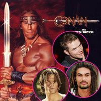 Kellan Lutz, Jason Momoa o Jared Padalecki ¿quién será Conan?