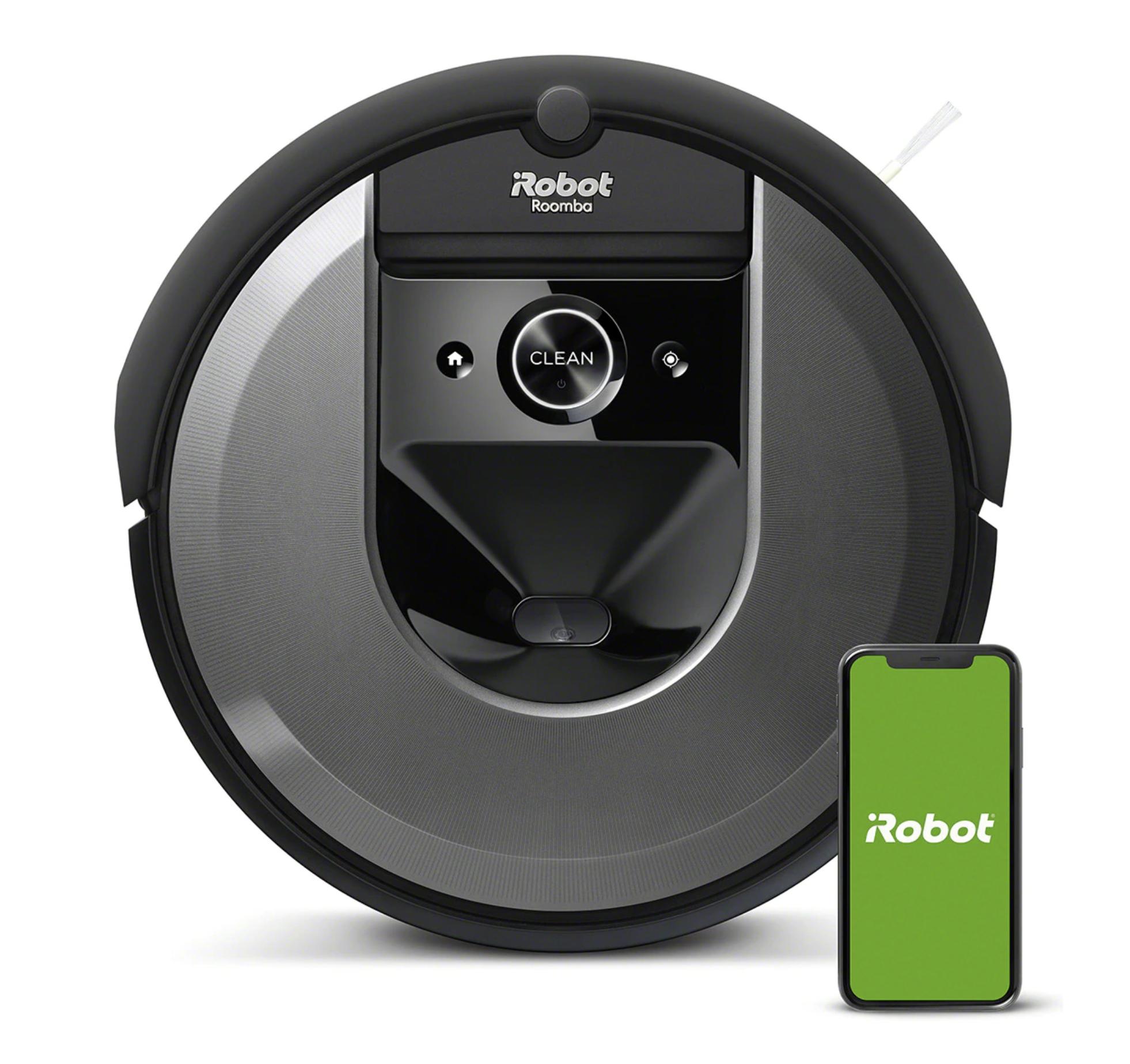 Robot aspirador iRobot Roomba i7 (i7558)