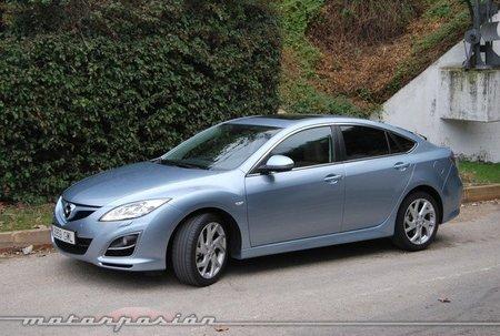 Mazda6 2.2 CRTD 163 CV, prueba de consumo