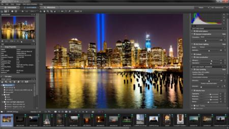 Optics Pro 8 nos permite realizar ajustes avanzados del color y corregir las aberraciones cromáticas