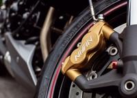 ABS de serie para las Triumph Street Triple y Street Triple R