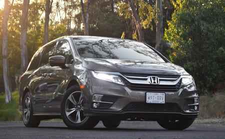 Honda Odyssey, a prueba: un agasajo para la mamá que llevamos dentro
