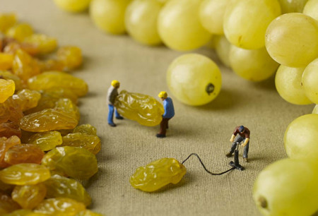 Minimiam, aventuras en miniatura en el mundo de la comida