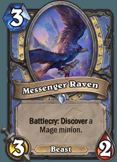 Messenger Raven1