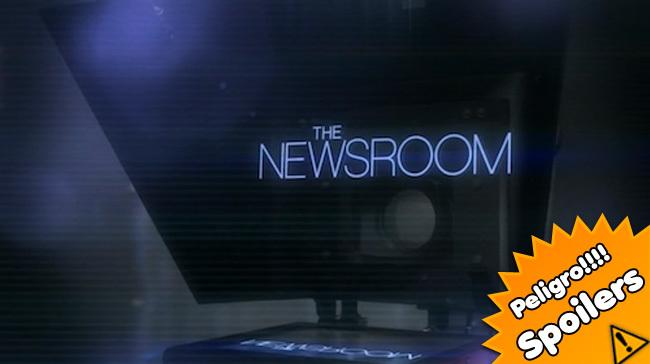 The Newsroom Logo