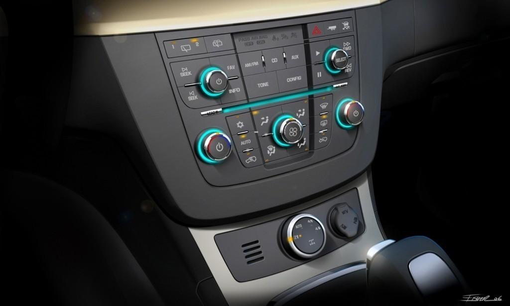 Foto de Futuristas prototipos de interiores de General Motors (3/7)