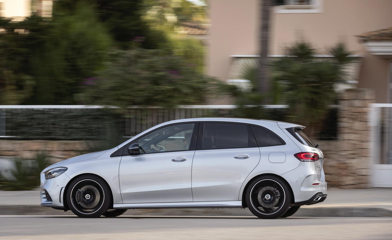 Foto de Mercedes-Benz Clase B 2019 (54/157)