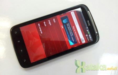 nuevo HTC Sensation