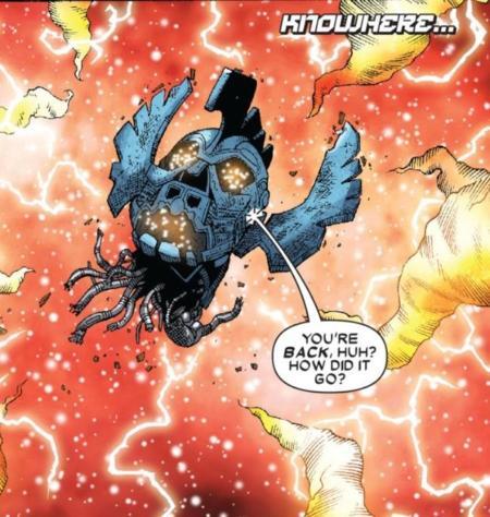 Knowhere y los Guardianes de la Galaxia