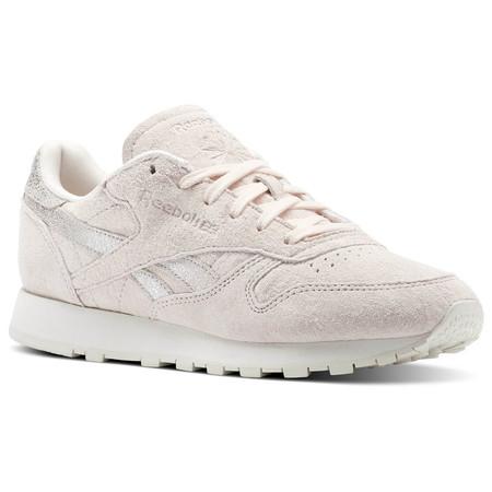 52c7c8ab4 Las zapatillas Reebok Classic Leather en rosa pueden ser nuestras por 39