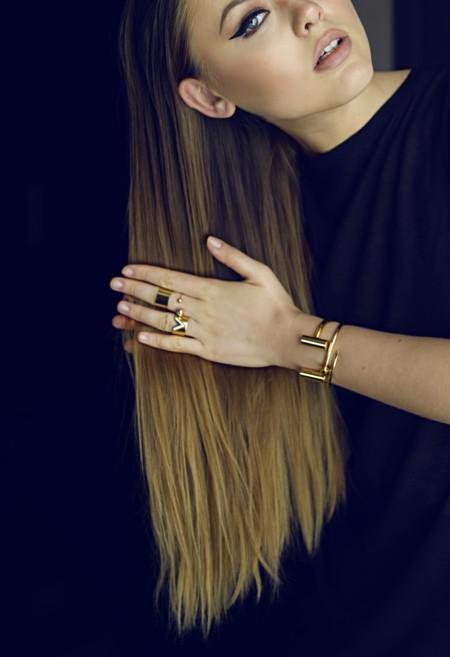7 ideas para dominar el peinado sleek, el nuevo look tendencia para esta temporada