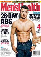 Los abdominales de Cristiano Ronaldo parecen cualquier cosa menos reales