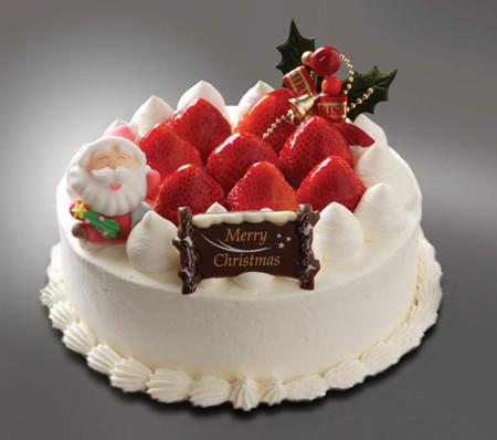 Navidad En Japon El Christmas Cake