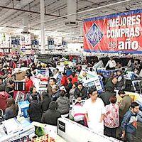 Crecen las ventas en el Buen Fin por miedo a aumento de precio del dólar